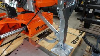 Prohlédnout fotografie Lesnická technika Westtech C 450