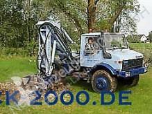Voir les photos Matériel forestier Mercedes 1831 4x4 Menzi Muck Baumstumpf- Wurzelfräse