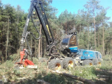 Voir les photos Matériel forestier Rottne Harvester H 11