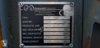 Voir les photos Matériel forestier Groeneveld 822R-2000A rondklem met zaagkast