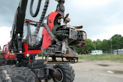 Voir les photos Matériel forestier nc Komatsu Harvester 901 TX.1 KLIMA Standheizung