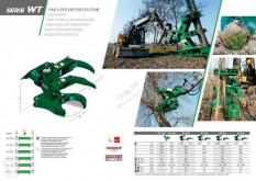 Voir les photos Matériel forestier nc Tête d\'abattage WT pour pelles 5 à 36 tonnes