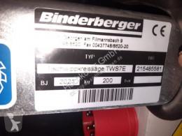 Voir les photos Matériel forestier Binderberger