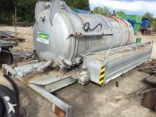 BSF botte cisterna aspira liquidi tweedehands Watertank