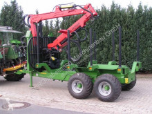 stockage nc Holztransportanhänger, T 644/1, NEU