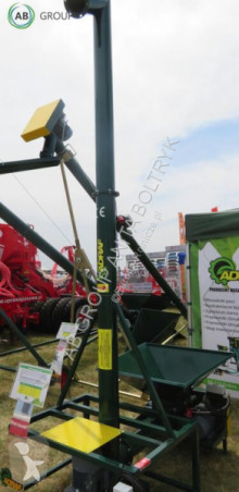 stoccaggio nc ADRAF Vertikalförderschnecke 8m/Vertical screw conveyor/Transpor neuf