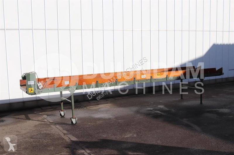Ver as fotos Armazenamento nc Inspection conveyors