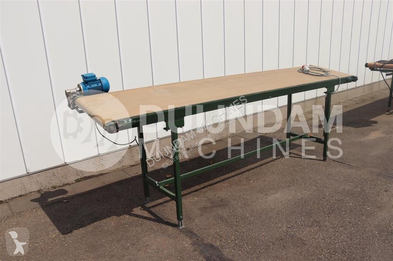 View images Nc Flat conveyors storage