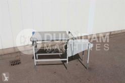 Almacenaje BTM Axro FQC2-L-TS-PLC Tornillo, elevador, aspiradora de granos usado