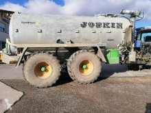 Joskin 16000.TS used rear tanker plate spreader