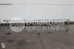 Almacenaje Tornillo, elevador, aspiradora de granos usado nc Vikon