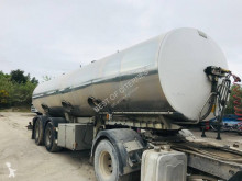 Magyar VO 0058 - POUR STOCKAGE - CITERNE ALIMENTAIRE 26000 LITRES semi-trailer used food tanker