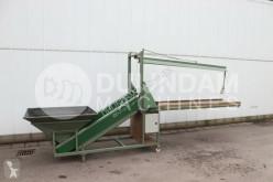 Almacenaje Tornillo, elevador, aspiradora de granos Duijndam Machines