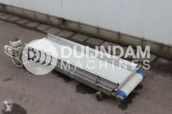 Skladovanie Šnekový dopravník, dopravník, nasávací pneumatický dopravník Duijndam Machines