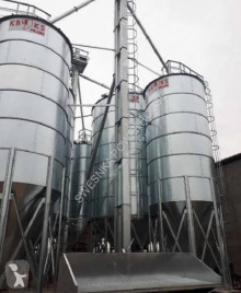 Silos 200T lejowy/HOPPER SILOS with a capacity of 200 tons Kbks Poland producent Celulă, siloz nou
