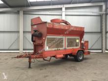 Schnecke, Körnerelevator, Saugbagger MDS 350