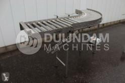 Parafuso, elevador, aspirador a grãos ACB roller conveyor Curve 90°
