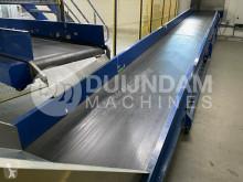 Tornillo, elevador, aspiradora de granos Duijndam Machines