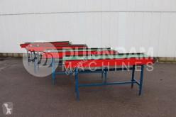 Fruit Duijndam Machines used Screw, elevator, conveyor