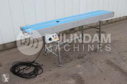 L0-2500-500/2x195-S4-PFP használt Szállítócsigák, garatoscsigák, terményszívó-fúvó berendezések