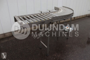 ACB Szállítócsigák, garatoscsigák, terményszívó-fúvó berendezések roller conveyor Curve 90°