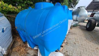 Duraplas 1500L AQ1500H Cisterna, cuba, tonel de água usado