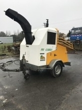 Saelen Wood chipper MV COBRA