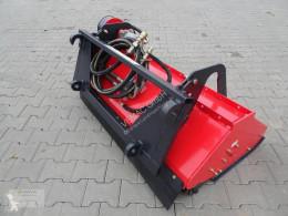 Mulcher 125cm hydraulisch Frontmulcher Schlegelmulcher Hoflader Radlader Bagger NEU Broyeur à axe horizontal neuf