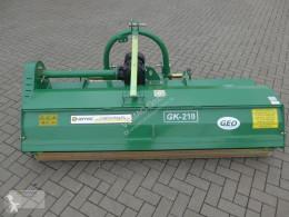 Espaces verts Geo GK220 220cm Mulcher Schlegelmulcher Mähwerk Hammer NEU neuf