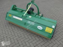 Zonas verdes Trituradora de eje horizontal GKK240 240cm Mulcher Schlegelmulcher Hydraulik NEU Mähwerk
