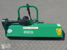 Zonas verdes nc EFGCH125 125cm Mulcher Schlegelmulcher Hammerschlegel NEU Segadora de arcén nueva