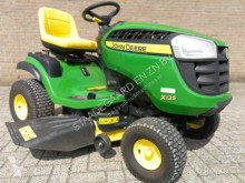 John Deere X125 tweedehands Maaimachine
