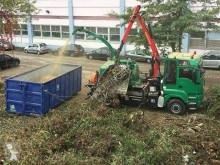 Noremat used Wood chipper