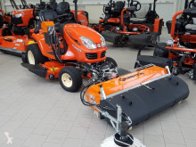 Cortacésped Kubota GR2120S incl Frontkehrmaschine ab 166,-€