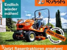 Kubota Lawn-mower GR2120 Allrad ab 0,0%