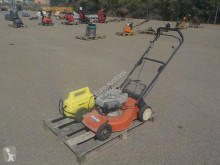 Nc Pallet of assorted Lawn Mover, Pressure Washer. Manual Vacuum C pour pièces détachées gebrauchter Rasenmäher/Mäher