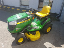John Deere X126 landscaping equipment used