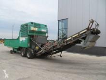 Trituración, reciclaje trituradora-cribadora Jenz AZ 660 D XL