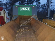 Jenz Wood chipper AZ 460
