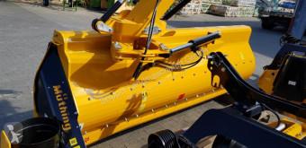 Шредер с хоризонтална ос Muthing MU-LS 250