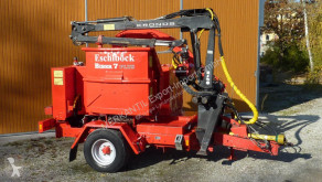 Eschlböck Wood chipper Biber 7 Plus
