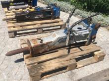 Equipamientos maquinaria OP Martillo hidráulica HM250 Hydraulikhammer
