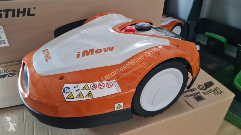 View images Stihl RMI 632.0 und P landscaping equipment