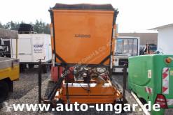 Lawn-mower Ladog Mähkombination Frontmähwerk hydraulisch + Mähsammelcontain
