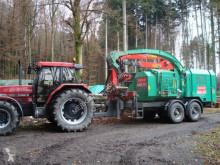 Material forestal Jenz Hem 561 DG mit 490 PS Mercedes Motor Déchiqueteuse usado