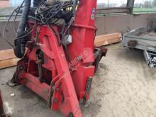 Lindana TP270 houtversn. met MOWI 300 kraan + grijper Broyeur de branches occasion