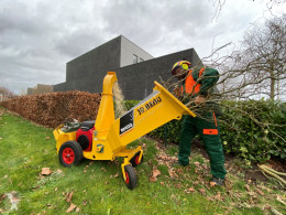 View images Jo Beau m400 broyeur landscaping equipment