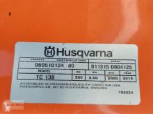 Fotók megtekintése Zöldterület Husqvarna TC 138