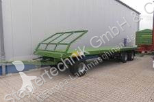 Pronar T 026 M used Fodder flatbed