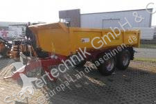 Pronar T 679/2 Muldenkipper farming trailer used